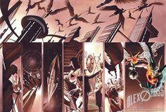Hawkman (Secret Origins) ~ DC Comics ~ Alex Ross