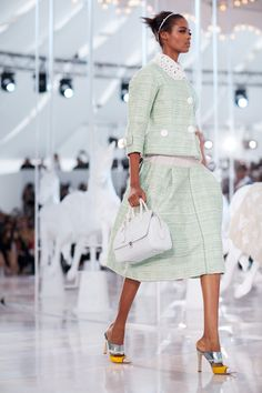 Every piece from the Louis Vuitton S/S 2012 Collection makes me gasp. so pretty.
