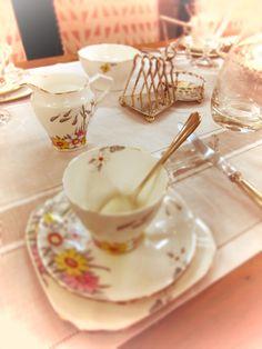 Service à thé ou café anglais, Bell.