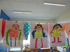 de avonturen van K2 Preschool Crafts, Transportation, Teaching, Kids, Fictional Characters, Crafts For Children, Young Children, Boys, Children