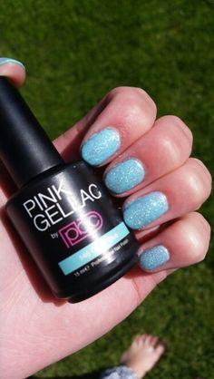 145 Gipsy Blue | Pink Gellac