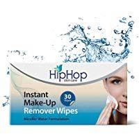 Hip Hop Skin Care Instant Make Up Remover Pads 30 Wipes Make Up Remover How To Make How To Remove