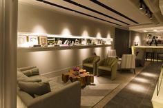 Balaroti Dimaond Bar - Casa Cor SC SC, projetado pela arquiteta Mariana Pesca.