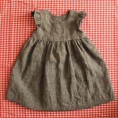 Sewing Patterns For Dresses. Some are free, others like this geranium dress which I love, are for purchase unless you are after a 0-3 month size