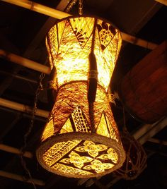 Lamps & Assorted Mysteries of the South Seas From Bongofury (Mugs Added Pg. Car Part Furniture, Room Furniture Design, Modern Furniture, Tiki Art, Tiki Tiki, Tiki Lights, Outdoor Tiki Bar, Tiki Bar Decor, Automotive Decor