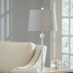 """**Kinsey Table Lamp Weights & Dimensions Overall: 30"""" H x 14"""" W x 14"""" D Shade: 10"""" H x 12"""" W x 12"""" D Cord Length: 72 """" Overall Product Weight: 7 lbs"""