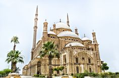 Egypt - Mosque of Muhammad Ali was built between 1828 and 1848 by order of Egypt's ottoman wāli Muhammad Ali Pasha in the memory of his dead son Tusun Pasha.