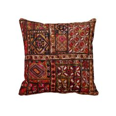Ethnic Tribal Persian Oriental Western Indian Rug Pillows
