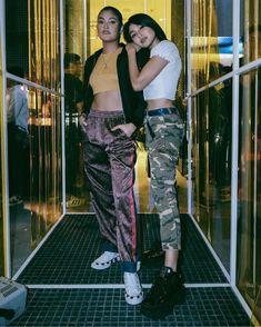 AkimboPHxCarelessMusicManila Nadine with Kiana Valenciano (ctto) James Reid, Nadine Lustre, Jadine, Filipino, Squad, Sequin Skirt, Strength, Sequins, Celebrities