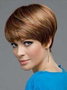 coupe de cheveux meilleure pixie avec frange pour le visage ovale