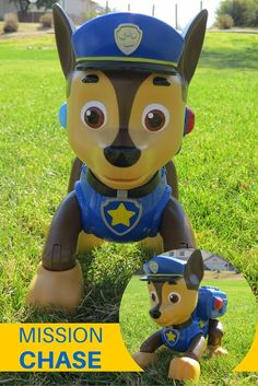 #PawPatrol Mission Chase Toy Pictures - Read our full review http://www.best-gifts-top-toys.com/2015/12/the-paw-patrol-mission-chase-toy-review/