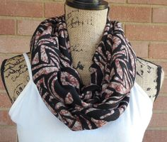 My Secret Pocket Black Ivory And Pink Clay Zebra Print Cotton