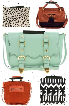 ASOS bags and purses