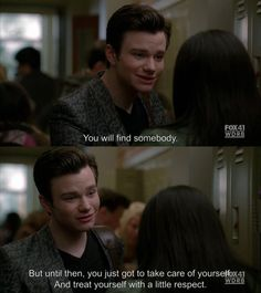Kurt Hummel would be an amazing best friend to have