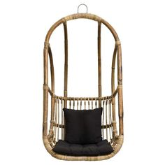 Hangstoel Hidde is een antiek grijze hangstoel met kussens. Je vindt deze fauteuil bij Leen Bakker. Swinging Chair, White Wood, Outdoor Living, Interior, Furniture, Home Decor, Garden, Chairs, Bohemian