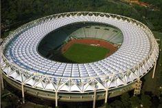 Olímpico de Roma. Italia. S.S. Lazio. / A.S. Roma. Roma. Italia.