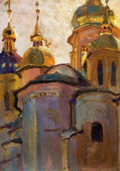 lilithsplace: Saint Sophia's Cathedral in Kiev, 1898Jan...
