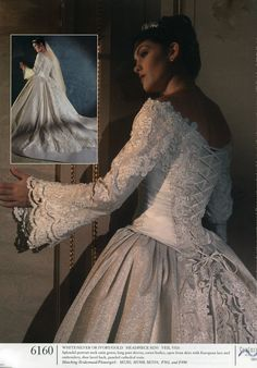 Mary's Bridal, Bridal Gowns, Wedding Gowns, Pretty Wedding Dresses, Wedding Dress With Veil, Renaissance Wedding Dresses, Gold Lace Dresses, 80s Costume, Bridal Lace Fabric