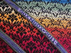 Ravelry: Thistle pattern by The Needle Lady Free pattern Fair Isle Knitting Patterns, Knitting Ideas, Knit Mittens, Ravelry, Hand Knitting, Stitch Patterns, Free Pattern, Knit Crochet, English
