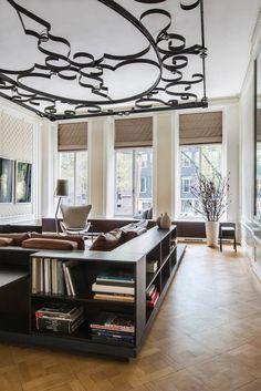Modern en monumentaal wonen aan de gracht (Van Studio RUIM)