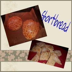 Home made shortbread
