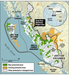 A great map to start off the unit. Clear enough for my students to engage with. To be used alongside a larger map of British Columbia.