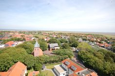 Blick auf Wangerooge