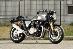 Honda gets serious with CB1100 | MCN