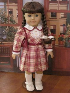 "Susie's 18"" Doll Clothes Fit My American Girl Kit Molly Julie Caroline McKenna 