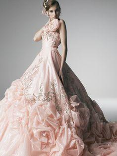vestito rosa