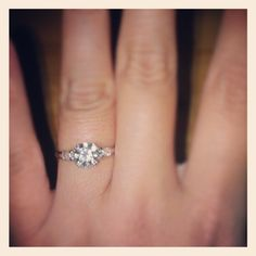 My ring! I love it!