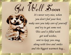 Feeling sick makes you feel miserable. Lift someones day with this cute get well card full of best wishes. Free online Get Well Wishes To Keep You Snug ecards on Everyday Cards Get Well Soon Funny, Get Well Soon Quotes, Morning Hugs, Morning Wish, Get Well Wishes, Wishes For You, Feeling Sick, How Are You Feeling, Healing Wish