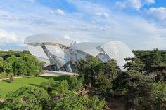The Fondation Louis Vuitton: An Architectural Masterpiece
