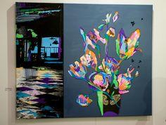 Jeg er utrolig stolt over at kunne fortælle, at man nu kan se mine malerier i Galleri Bergman. I am so proud to tell, that you now can see my paintings in Galleri Bergman Stockholm/Karlstad. Foto: Morten Albek #galleribergman #galleri #jegerutroligstolt #artcollector #gallery #contemporaryart #kunst #stockholm #sverige #art