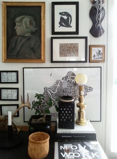 A Snug Norwegian Home Filled with Heirlooms | Design*Sponge