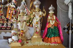 Indian Gods, Fair Grounds, Creative