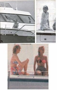 Princess Diana Rare, Princess Of Wales, Estilo Gigi Hadid, Diane, Princesa Diana, Harry And Meghan, Couples In Love, Beach Photos, Archie