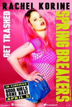 Spring Breakers Movie Poster. THIS MOVIE.