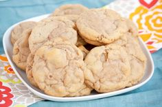 Soft Chewy Chai Brown Sugar Cookies  http://www.ovenadventures.com/2012/10/02/chai-brown-sugar-cookies/#