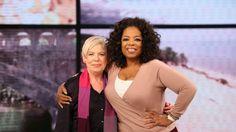 Karen Armstrong and Oprah Winfrey