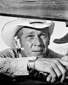 "Steve McQueen in ""Junior Bonner"" (1972). Director: Sam Peckinpah."