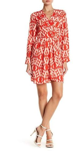Shirtdress is a staple every woman should have n her wardrobe!!! Collective Concepts Patterned Shirtdress $36.97 #summer #dresses #shirtdress #style #affiliate #mystyle #holiday #shopstyle