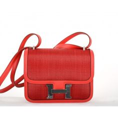 Hermes bags, handbags, belts, bracelets and so much more. Portero guarantees authenticity on all Hermes products. Hermes Belt, Hermes Birkin, Vermillion Red, Hermes Constance, Bag Accessories, Handbags, Luxury, Heaven, Life