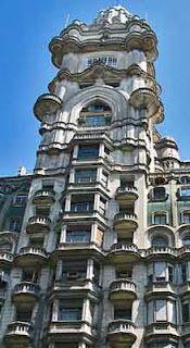Palacio Barolo,Buenos Aires, Argentina
