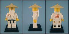 The Ugly Duckling: LEGO Ninjago Minifigures - Sensei Wu