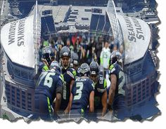 Its all about the Legion of Boom #LOB. #GoHawks