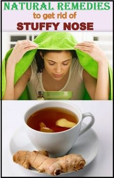 Top 10 Home Remedies For Stuffy Nose - My Health Tips Top 10 Home Remedies, Cold Remedies, Natural Home Remedies, Herbal Remedies, Health Remedies, Natural Medicine, Herbal Medicine, Herbal Cure, Healthy Tips