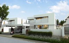Contemporary Residential Community, UAE