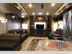 New 2017 Forest River RV Sandpiper 371REBH Fifth Wheel at Fun Town RV | Cleburne, TX | #140508