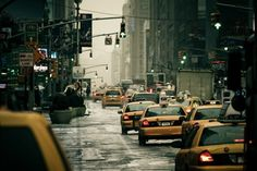 City, city, city